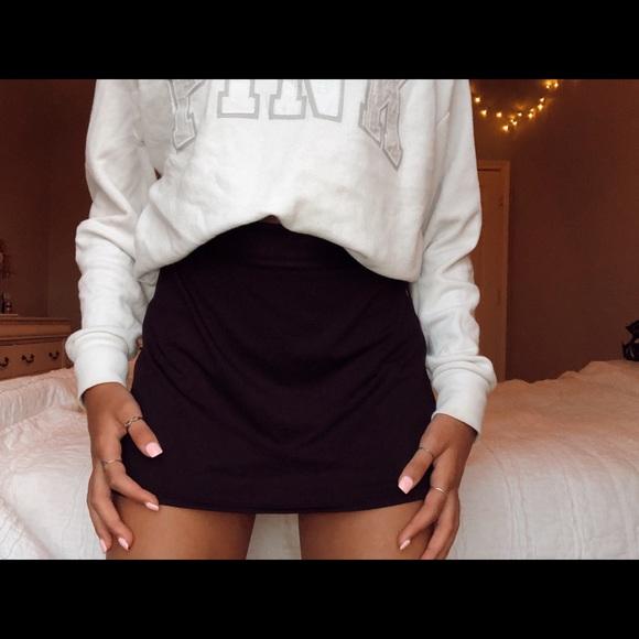 Nike Dresses & Skirts - dark purple nike tennis skirt